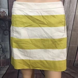 J. Crew Skirts - Size 0 J.CREW Cotton Skirt